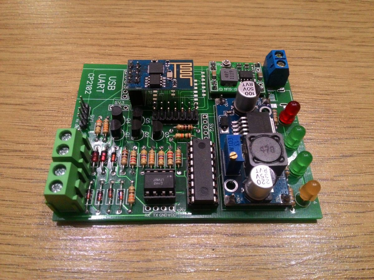 OpenTherm Gateway binding (test version available